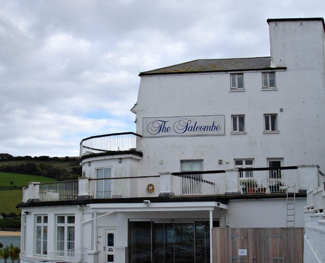 Salcombe House Hotel